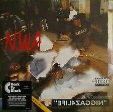 N.W.A EFIL4ZAGGIN NWA 180grm vinyl lp + mp3 new,sealed 1991 Hip Hop