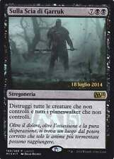 MTG IN GARRUK'S WAKE FOIL LAUNCH PARTY - SULLA SCIA DI GARRUK - PROMO - MAGIC