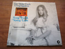 Lp-MIKE CURB CONGREGATION-Song For A Young Love-1972 White label promo