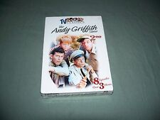 NEW TV Classics The Andy Griffith Show 8 Shows 2 Disc Box Set
