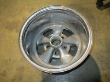 "14x10"" JJ Crager S/S Uni Lug Rim Good Used Condition 4 1/2"" 4 3/4"" & 5"""