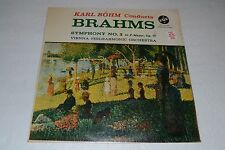 Karl Bohm Conducts Brahms: Symphony No. 3~Vienna Philharmonic Orchestra~VOX