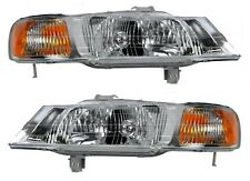 1999 - 2004 HONDA ODYSSEY HEADLIGHTS HEADLAMPS PAIR