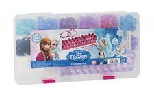 Oficial Disney Frozen Telar Caja De Banda De Goma 2500 PC de toma de pulsera Diy Kit Nuevo