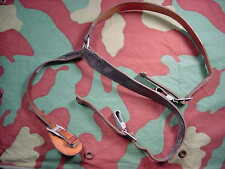 German Fallschirmjäger /Calvary/Recon Leather Y Straps(G-107)