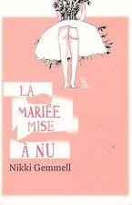 NIKKI GEMMELL La mariée mise à nu + PARIS POSTER GUIDE