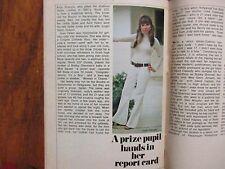 July 1, 1972 TV Guide (JUDY  STRANGIS/ROOM  222/GARRICK  UTLEY/CAROL  BURNETT)