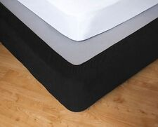 APARTMENTO Stretch Over Valance | Bed Wrap Single | Double | Queen | King Size