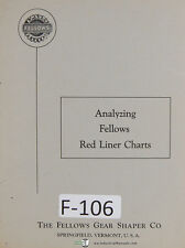 Fellows Analyzing Red Liner Charts Machine Manual