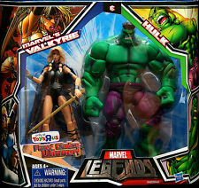 Marvel Legends Hulk and Valkyrie Twin Pack (Fans Choice)