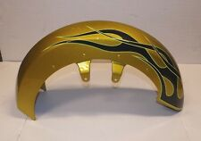 VICTORY CROSS COUNTRY 2014 TEQUILA GOLD FRONT FENDER