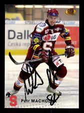 Petr Machold NHL Card Original Signiert Eishockey + A 97691