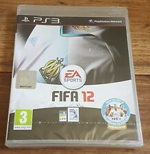 FIFA 12 Édition Olympique De Marseille OM Jeu PS3 Playstation 3 Neuf Blister VF