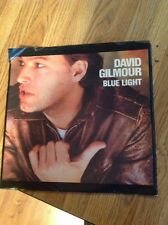 "DAVID GILMOUR  '84 USA  promo 7"" 45  BLUE LIGHT, Pink Floyd, on Columbia NM"