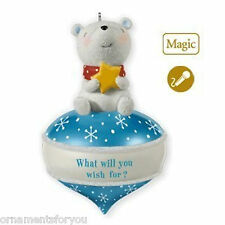 Hallmark 2010 What Will You Wish For Ornament
