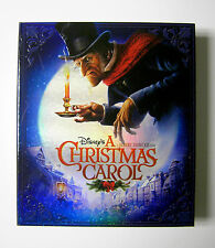 Charles Dickens Disney A Christmas Carol Premium Package 3D Collectors Box Set