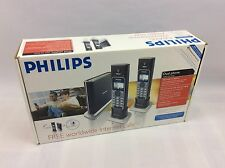 Philips VOIP 433 Duo  Landline and Skype Phone Combined - Internet Phone
