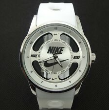 Nike Unisex Sports Luxury Watch White Brand New