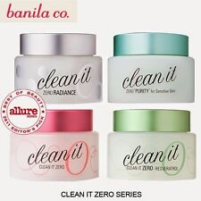 [BANILA CO] Clean It Zero Makeup Remover Facial Cleanser Special Kit 7g each NEW