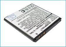 3.7V battery for Sony-Ericsson Urushi, Xperia Miro, Iyokan Li-ion NEW