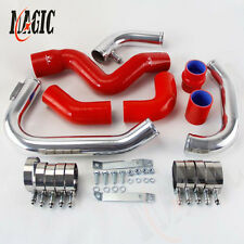 New Intercooler Piping Kit for Audi A4 1.8T Turbo B6 Quattro 2002-2006 RED