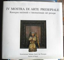 IV mostra di arte presepiale - rassegna nazionale e internazionale ed. nel 1990