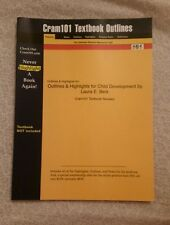 Outlines and Highlights for Child Development by Laura E Berk, Isbn :...