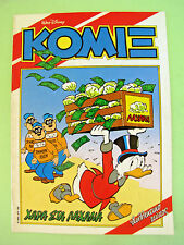 Greek Walt Disney Carl Barks Komix Comic 51 1992 October