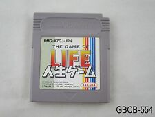 The Game of Life Jinsei Game Boy Japanese Import GB Japan GBC US Seller B/Good