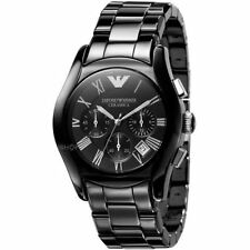 IMPORTED-LUXURY EMPORIO-ARMANI-AR1400-CERAMIC-OFFICE-MENS-WATCH-CHRONOGRAPH