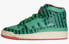 AAC ADIDAS CONSORTIUM FORUM MID WATERMELON 2008 Gr.44 UK 9,5 clot G02896 bape