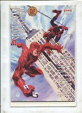 Spider-Man/DareDevil #1 ~ Dynamic Forces Variant Cover! ~ (Grade 9.2)WH