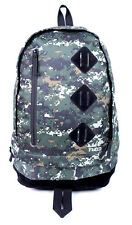 FLUD OG 8-Bit ARMY CAMOUFLAGE BACKPACK BOOK LAPTOP SCHOOL BAG NEW
