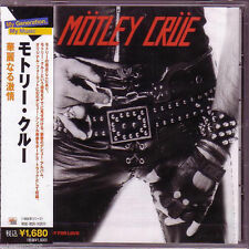 MOTLEY CRUE - Too Fast For Love - Japan Jewel Case Edition CD - UICY-6487