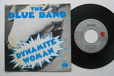 "7"" The Blue Band - Dynamite Woman / Watchin' Your Baby Fly - VG++ Alfred Lagarde"