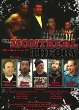 The Montreal Theory: Were Vince & Bret In On The Screwjob Together? 2-Disc DVD