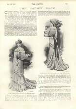 1901 The Duchess Of Leeds Princess Nazli Dinner Gown Ivory Lace