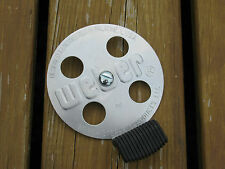 New Weber Grill VENT Damper Kit w/Cool Touch Handle Part Charcoal BBQ 63070