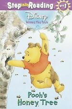 Pooh's Honey Tree (Step-Into-Reading, Step 2) RH Disney, Gaines, Isabel Paperba
