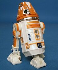 Star Wars Entertainment Earth USA EXCLUSIVE LOOSE Ultra Raro R4-A22 Droid. C-10+