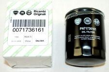 FÍAT Grande Punto 500 Bravo Stilo Panda Gasolina Filtro De Aceite Original De 71736161