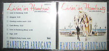 RARE CD Livin' In Hamburg - Das Mini Album - Hamburger Arroganz - Wolfgang Joop