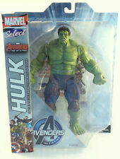 MARVEL SELECT HULK AGE OF ULTRON AVENGER ACTION FIGURE KID FIGURINES DIAMOND TOY