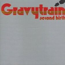 "Gravy Train:  ""Second Birth""  + bonus tracks  (CD)"