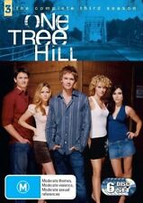 ONE TREE HILL SEASON 3 *NEW+SEALED* 6 DVDS GEN.REGION 4