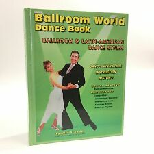 Ballroom World Dance Book Revised SIGNED by Allen Darnel, author