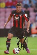 BOURNEMOUTH: BAILY CARGILL SIGNED 6x4 ACTION PHOTO+COA