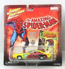 Johnny Lightning AMAZING SPIDERMAN Special Release Ltd Ed Diecast Car 1:43 2003