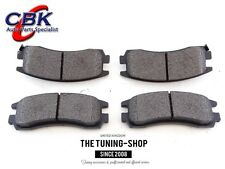 Rear Brake Pads D698 CBK For BUICK ALLURE CENTURY LACROSSE REGAL RENDEZVOUS