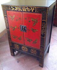 Antikes Chinesische Kommode Schrank Sidebord Chinamöbel Asiatika Asiamöbel B57cm